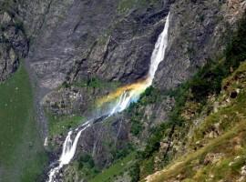 Serio Falls, Val Seriana (Bergamo)