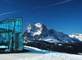 Museum in the Clouds - the Messner Mountain Museum