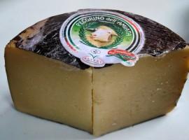 Amiata's pecorino cheese