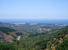 The view from Jacurso da Vivere e Imparare