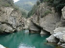 Near the Ecovillage Torri Superiore