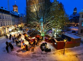 Traditional Christmas Market in Berlin