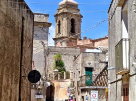 The villages of Western Sicily