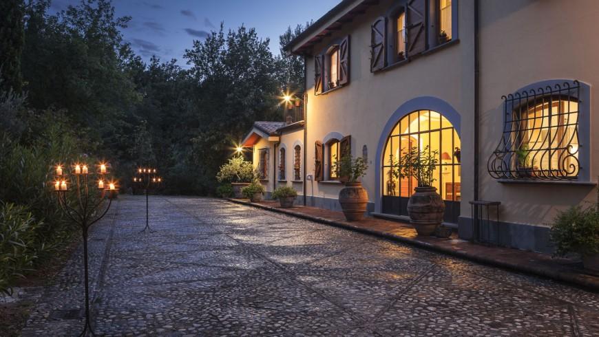 Casa Lerario, farmhouse in Campania