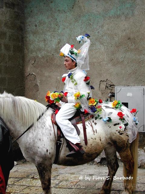 Sant'Agata dei Goti, Taburno Camposauro Park Campania Carnival