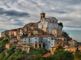 A village of Abruzzo