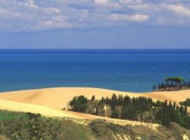 Abruzzo's sea