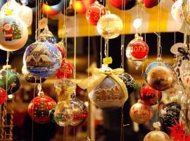 Christmas Market in Turin, Italy