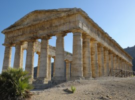 Segesta's Greek Temple