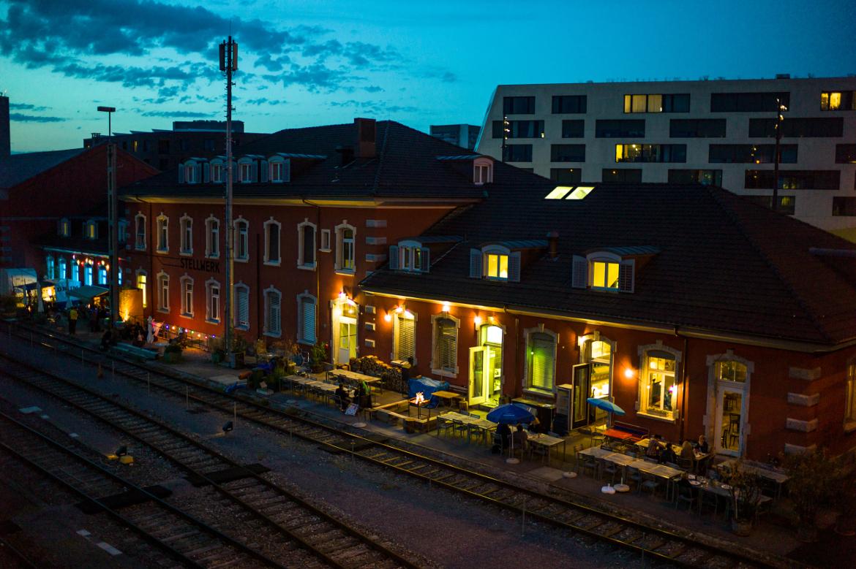 STELLWERK, St. Johann Railway Station, Basel, Canton of Basel