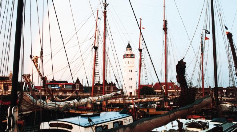 Lighthouse Harlingen