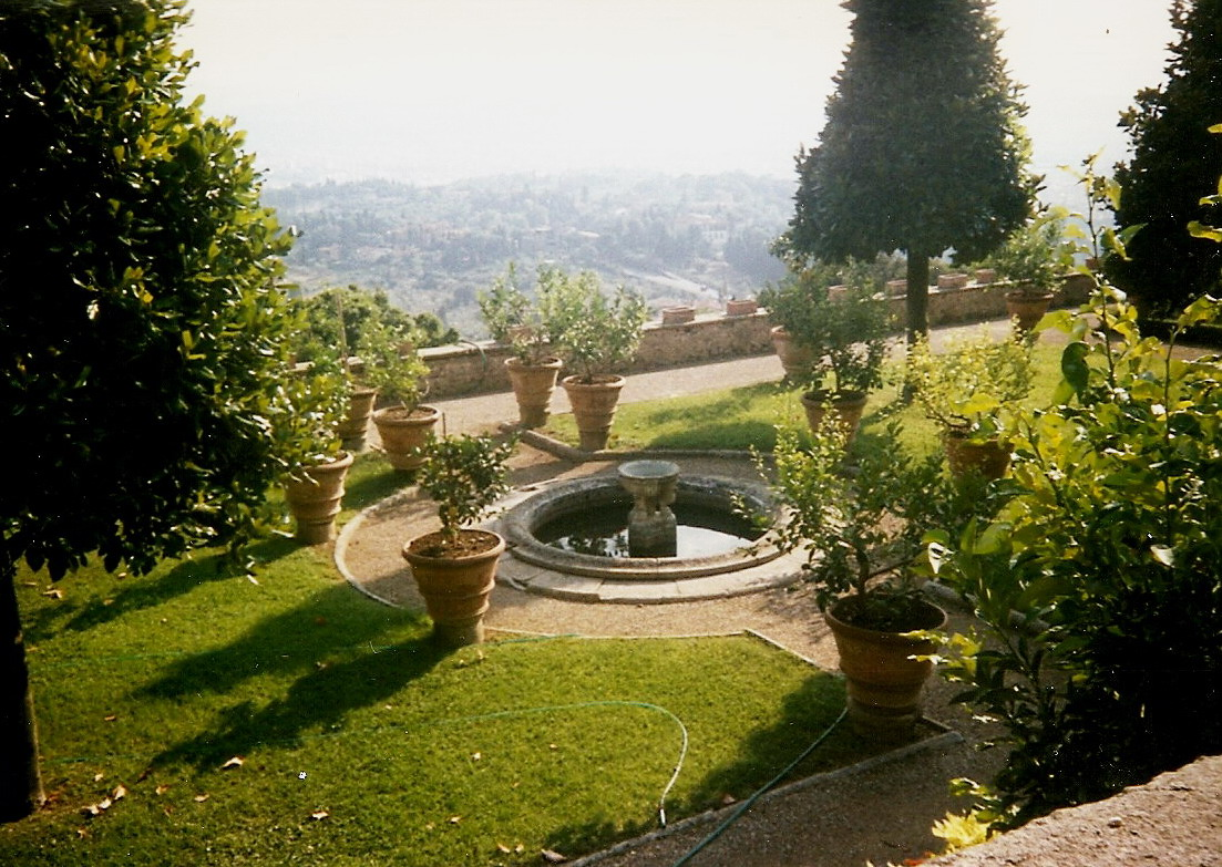 The Medici Villas Gardens