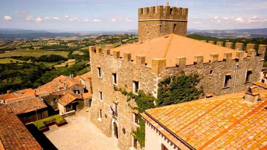 Maremma: From Manciano to Saturnia by bike