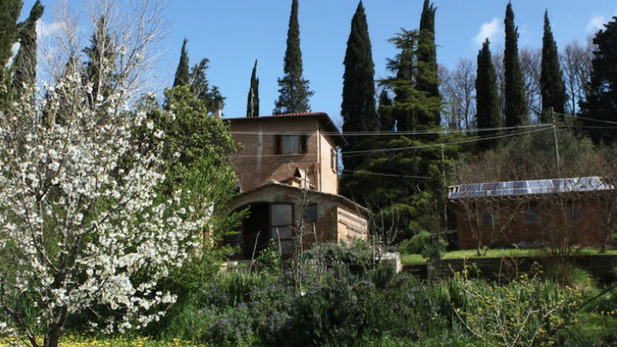 Fanciullaccia, holiday in Nature in Italy