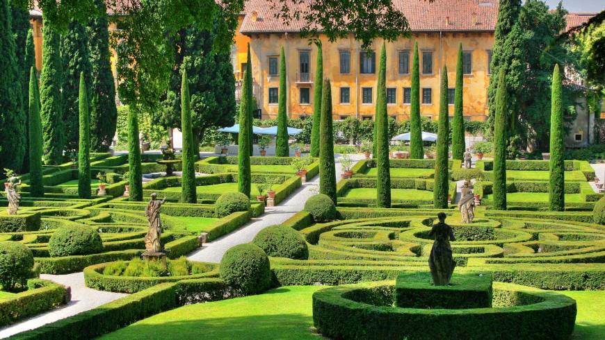 Giardino Giusti in Verona