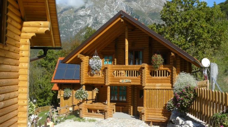 The Koren Eco Chalets