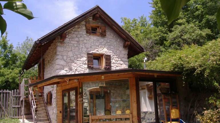 Farmhouse La Fonte, farm holidays in trentino