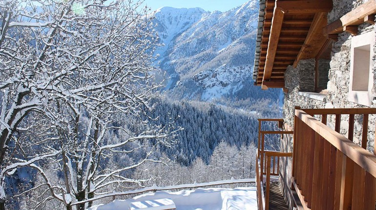 Sagna Rotonda, your mountain cabin in Piedmont