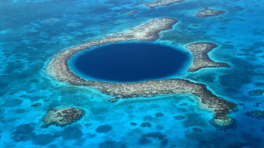 Grand Blue Hole, Belize