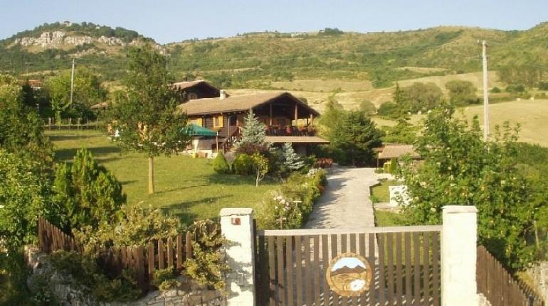 Masseria San Iorio farm holiday in Italy