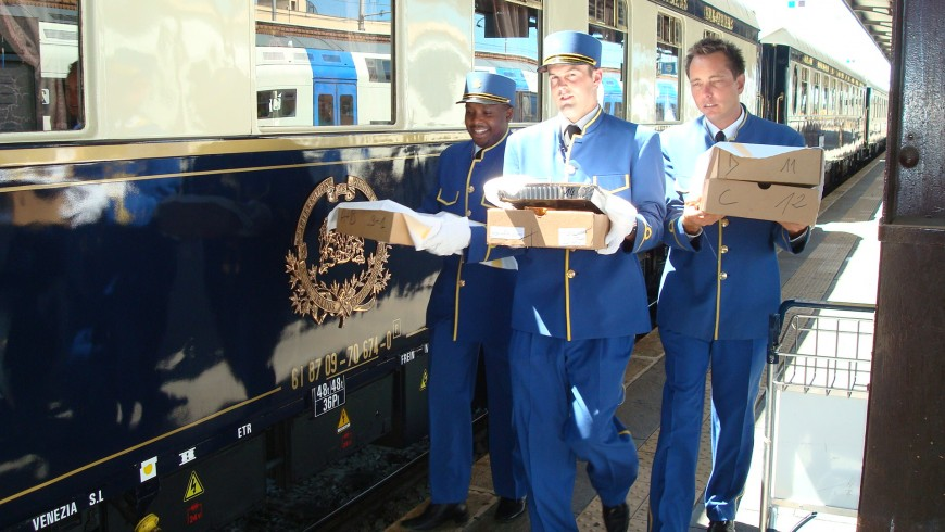 Orient Express, one of the most beautiful travels by train