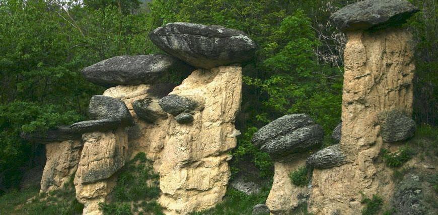 Natural Reserve of Ciciu del Villar