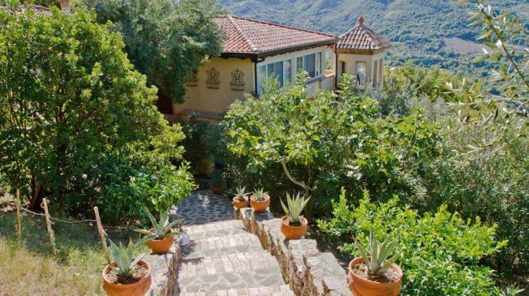 Accommodation in Cilento, Campania, Italy