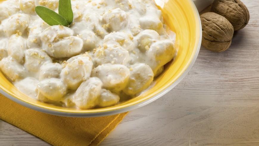 gnocchi with Castelmagno