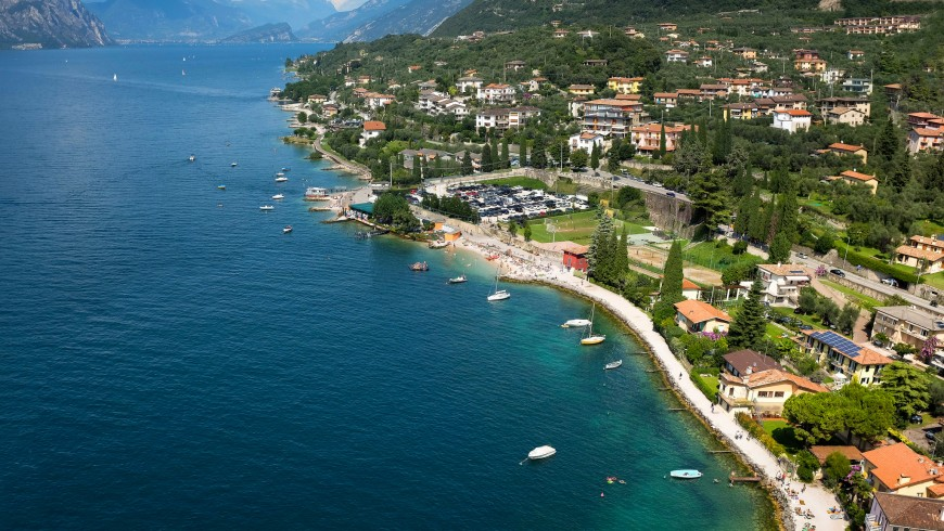 Lake Garda, Malcesine