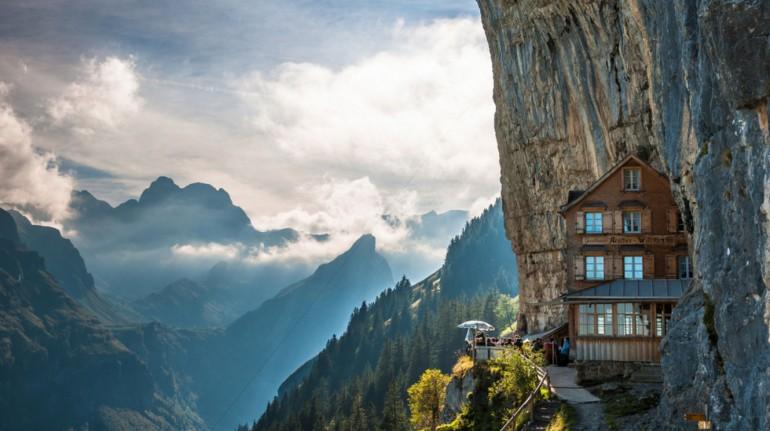 Berggasthaus Aescher - Switzerland