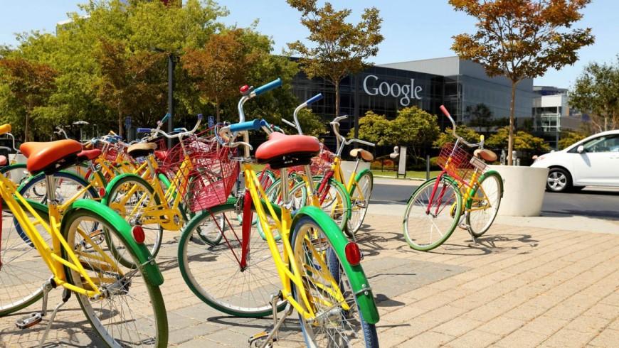 bicycles at google
