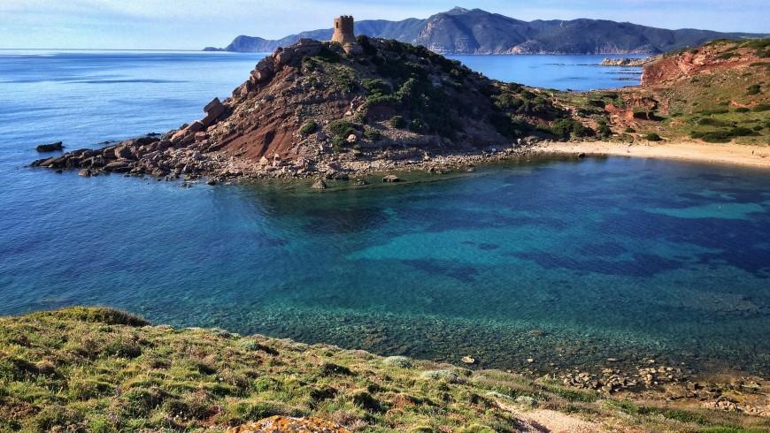 Porticciolo Tower, Sardinia