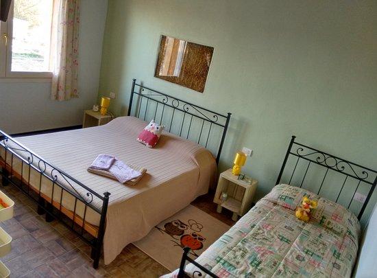 Al Gufo Saggio, hotel