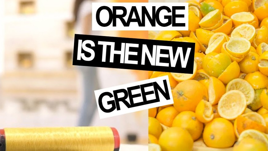 Orange Fiber: our clothes from oranges