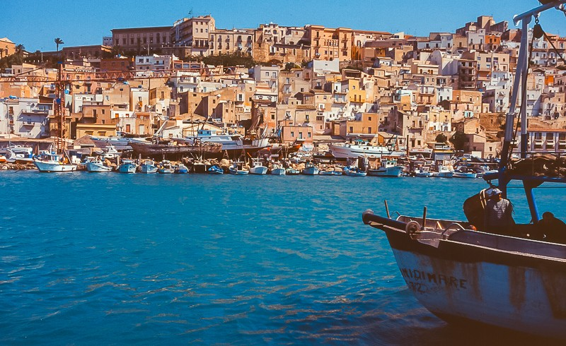 Sciacca, Italu, your summer at the beach
