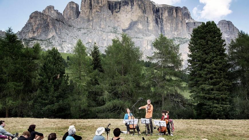 Sounds of the Dolomites, Trento's festival