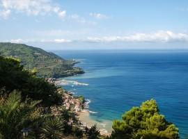 Cilento's sea