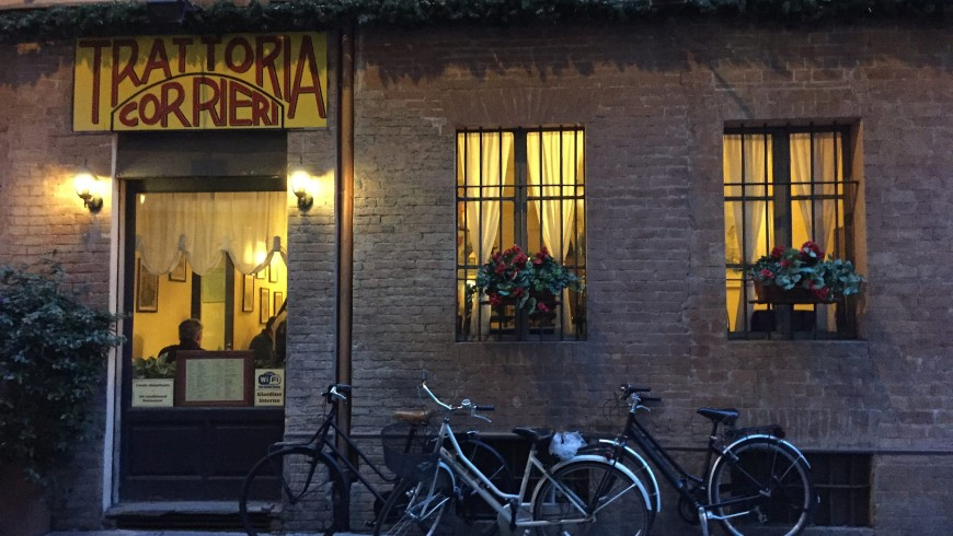Around Parma by bike