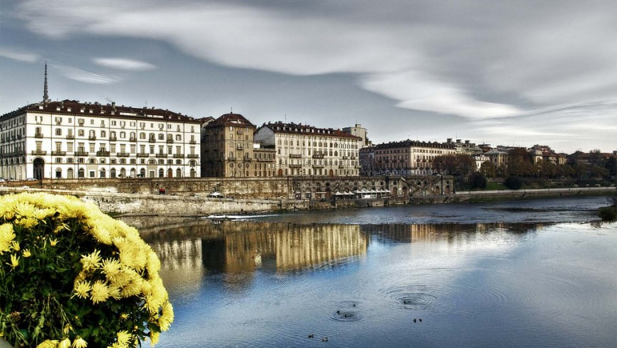 Discover Turin by bike