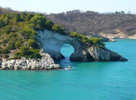 Gargano's sea
