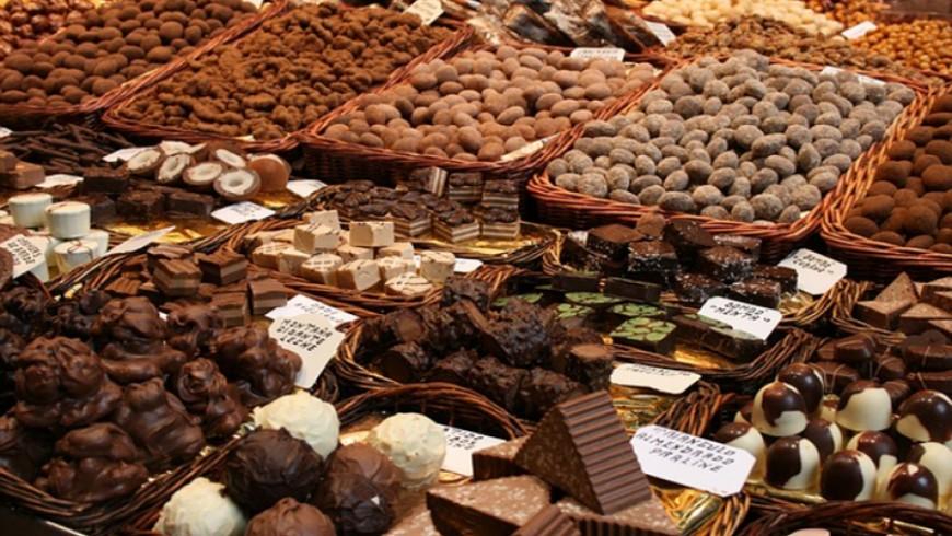 Eurochocolate in Perugia