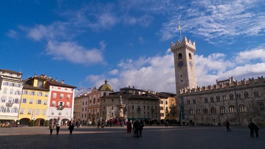 Trento by bike