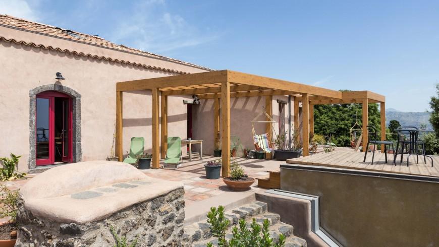 Bagolarea Organic farmhouse, Sicily