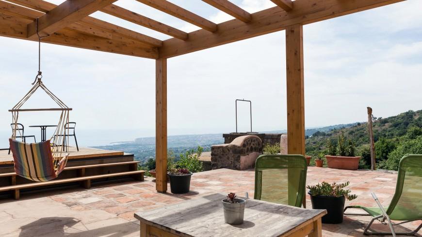 Bagolarea, Organic Farmhouse in Sicily, panorama