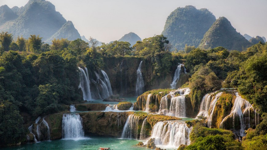 Detian Falls, China - Vietnam