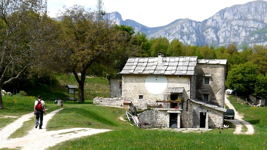 Malga Riondera, Trentino, where you can discover the secrets of organic agriculture