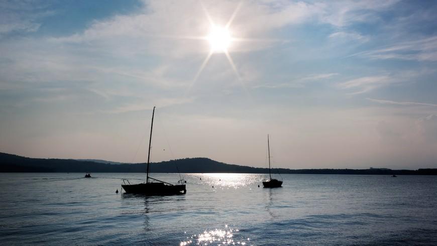 Lake Viverone, Piedmont