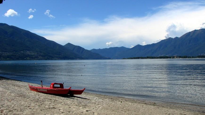 Lake Maggiore, Piedmont