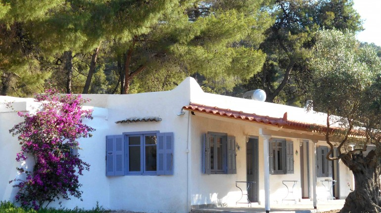 Organic farm house by the sea, for your digital detox holiday
