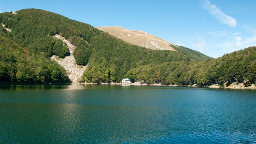 Lake Santo, Emilia Romagna